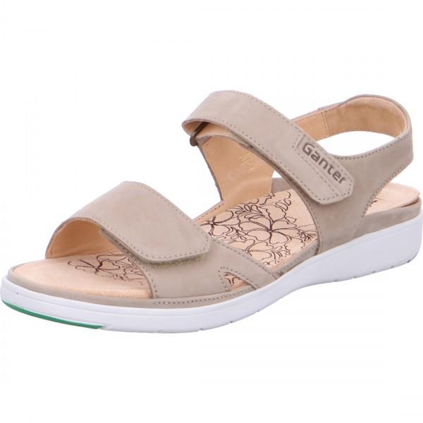 Sandaletten Gina taupe