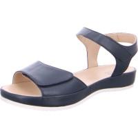 Damen Sandalette Dubai blau