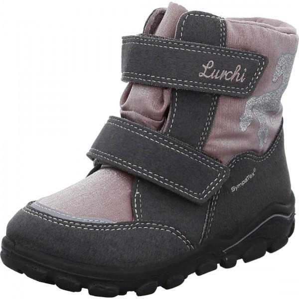 Stiefel Karo-Sympatex grey pink