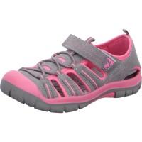 Mädchen Sandale PETE grau