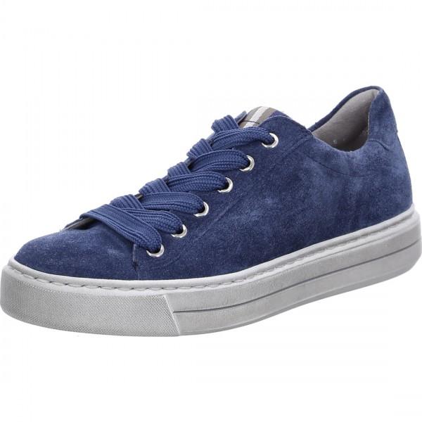 Sneaker Courtyard indigo