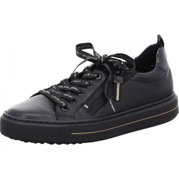 Damen Sneaker Courtyard schwarz