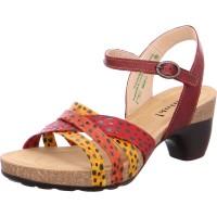 Sandalette Traudi cherry