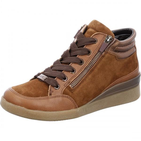 Chaussures lacets Lazio cognac