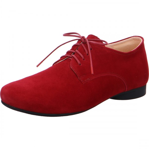 Lace-up Guad rosso