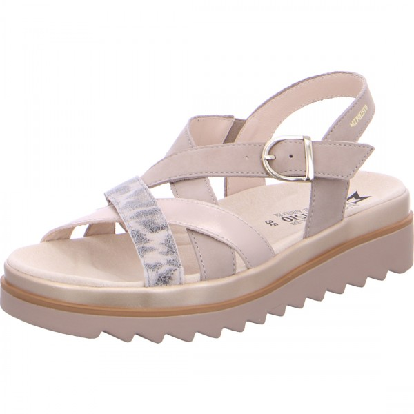 Mephisto sandal Dita warm grey