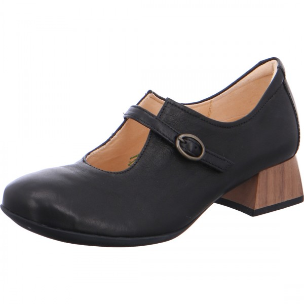 Court shoes Delicia black