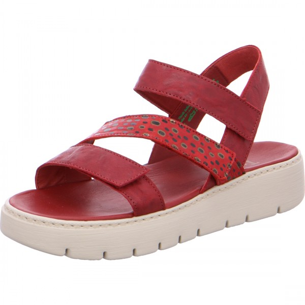 Sandale Sing cherry