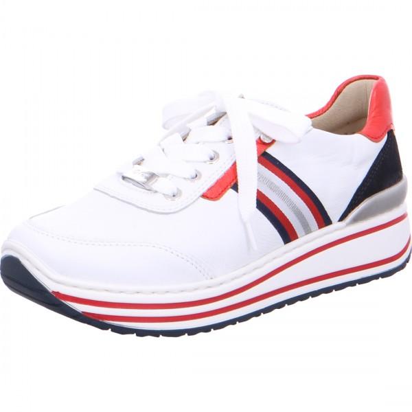 Chaussurs à lacets Sapporo blanc