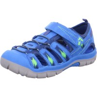 Sandale Pete electric blue