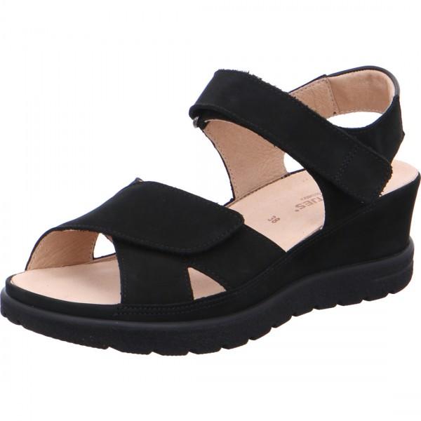 Sandalette Jazz schwarz