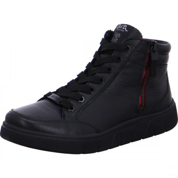 High-top sneaker Rom-Sport zwart