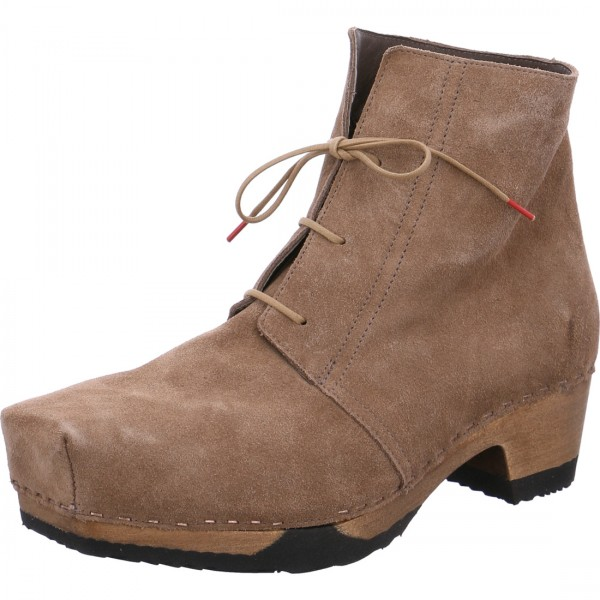 """Think ankle boot """"WOOD"""""""