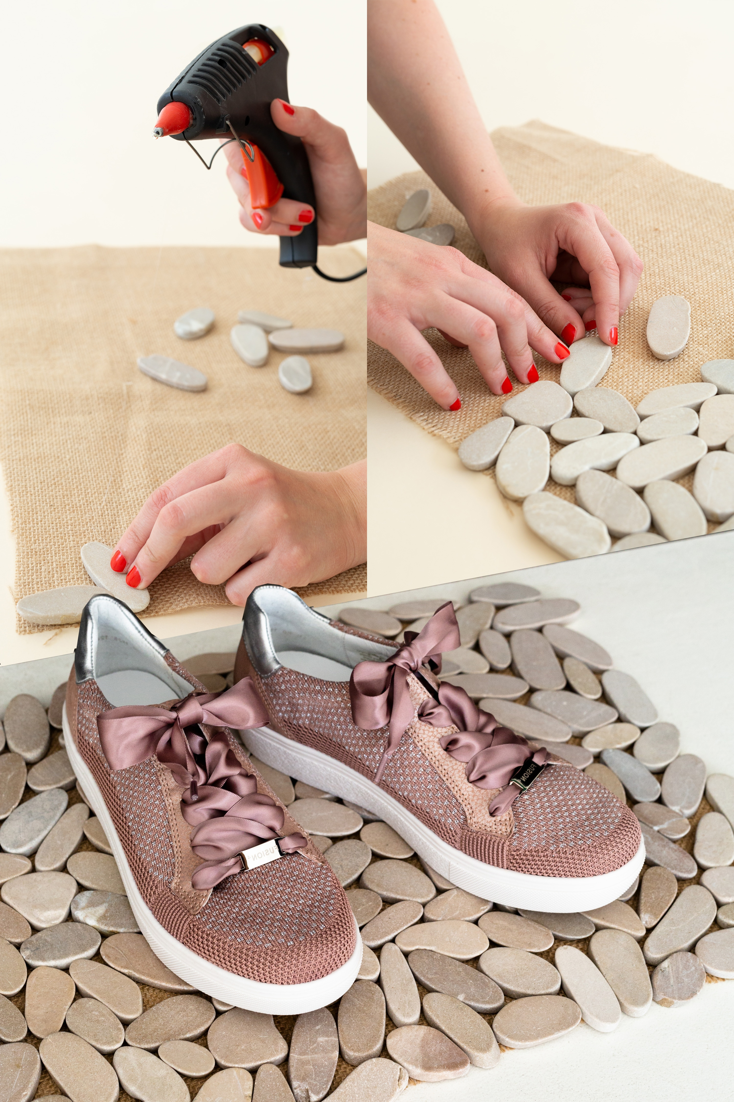Schuhmatte  Kreative Ablagefläche