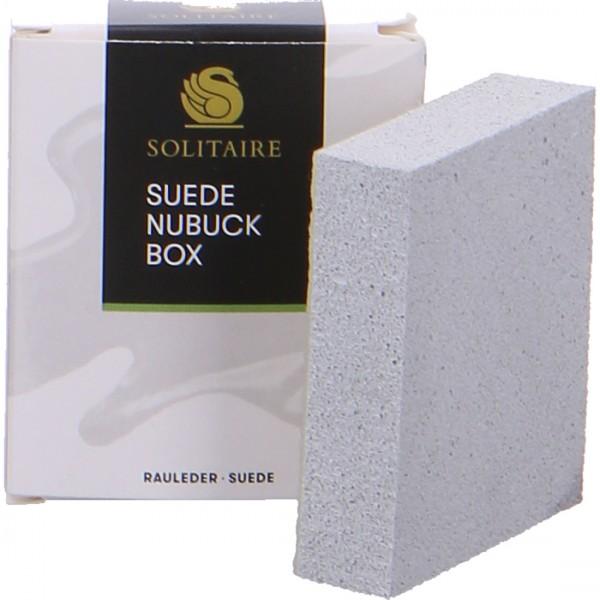 Solitaire Velours Nubuk Box