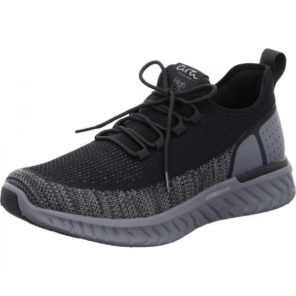 Sneaker San Diego schwarz grau