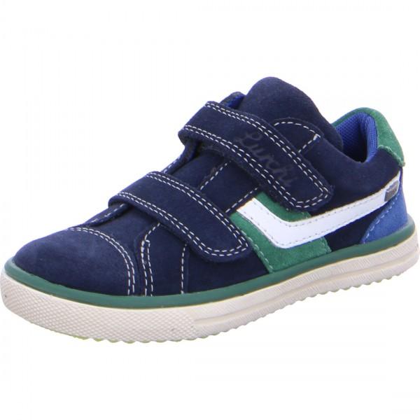 Jungen Halbschuh MINO-TEX navy green