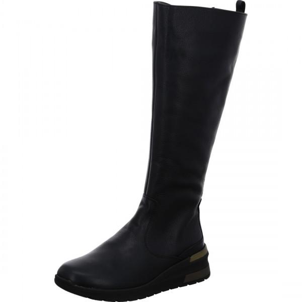 Damen Stiefel Neapel schwarz