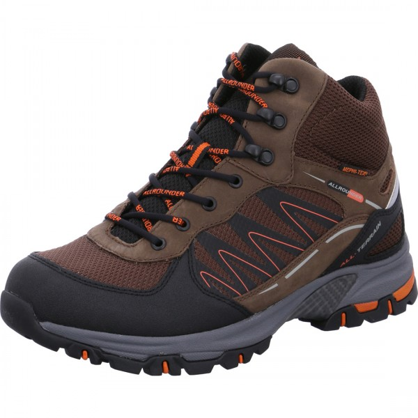 Allrounder laced boot BELAMY