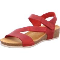 Sandale Creta rojo