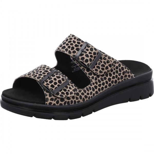 Pantolette Glory Leopard