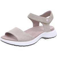 Damen Sandalette Panama pistazie