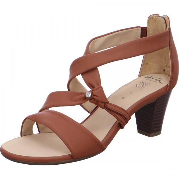 ara sandales Rosso