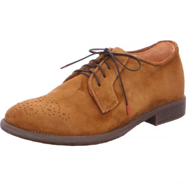 Chaussures à lacets Civita cognac
