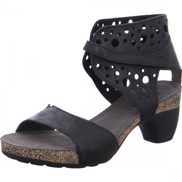 Sandalette Traudi schwarz