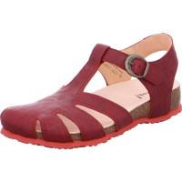 Sandale Julia rosso