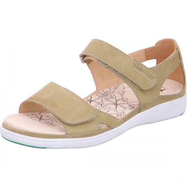 Sandalette Gina pistazie