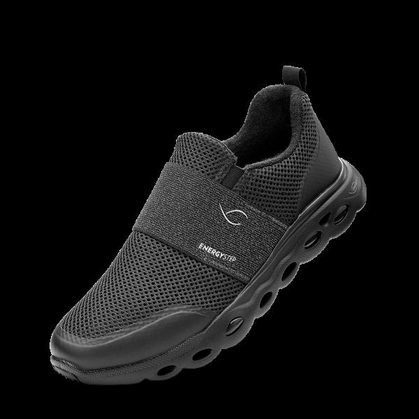 Energystep Sneaker Malibu schwarz