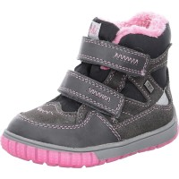 Stiefelchen Jaufen-Tex grey pink