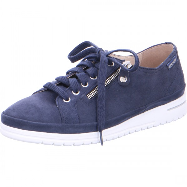 Mephisto lace-up June jeans blue