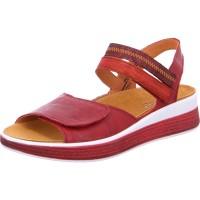 Sandale Meggie cherry