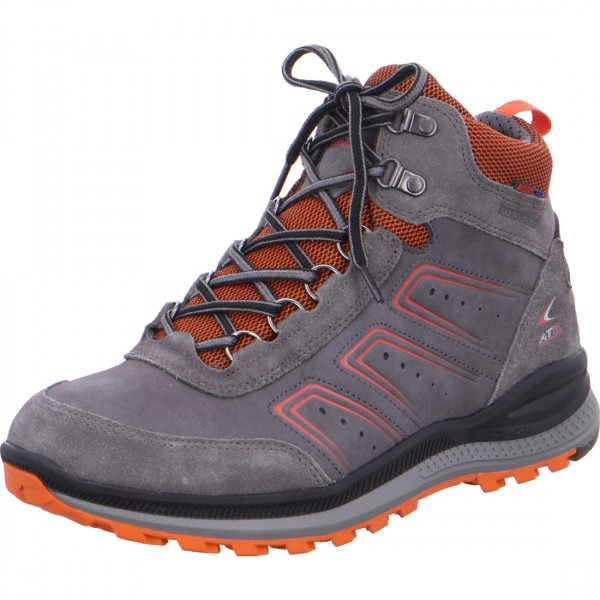 Allrounder laced boot Ranus-Tex ash