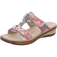 Damen Pantolette Hawaii multi