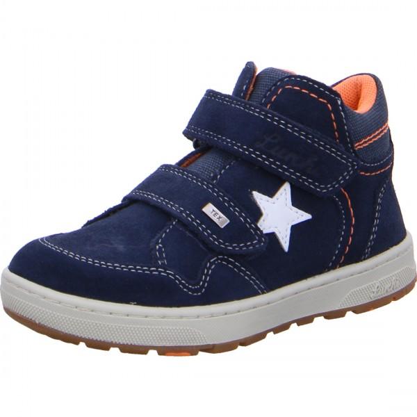 Jungen Stiefelchen DERO-TEX blau