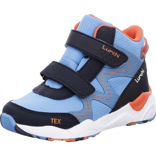 Stiefel Luke-Tex jeans orange