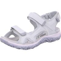 Allrounder Sandale Larisa weiß