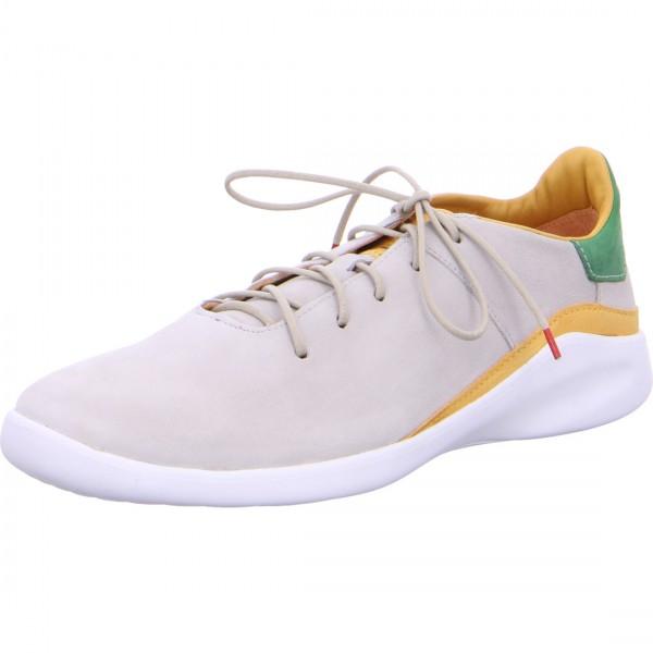 Chaussure à lacet Lait gris