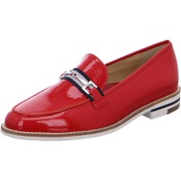 Damen Slipper Kent rot