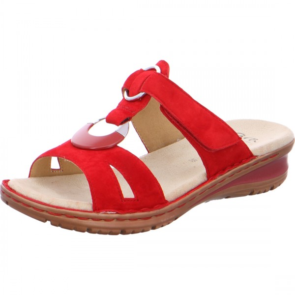 Mules Hawaii red