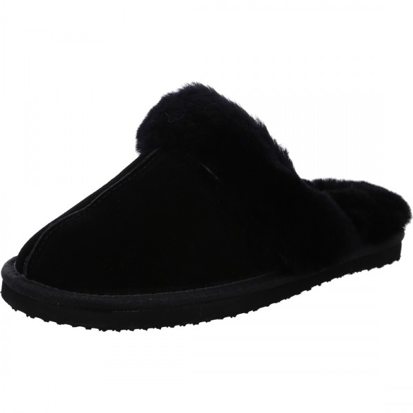 Chaussons Cosy noir