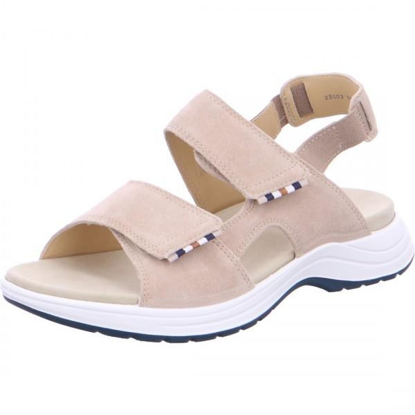 Damen Sandale Panama sand