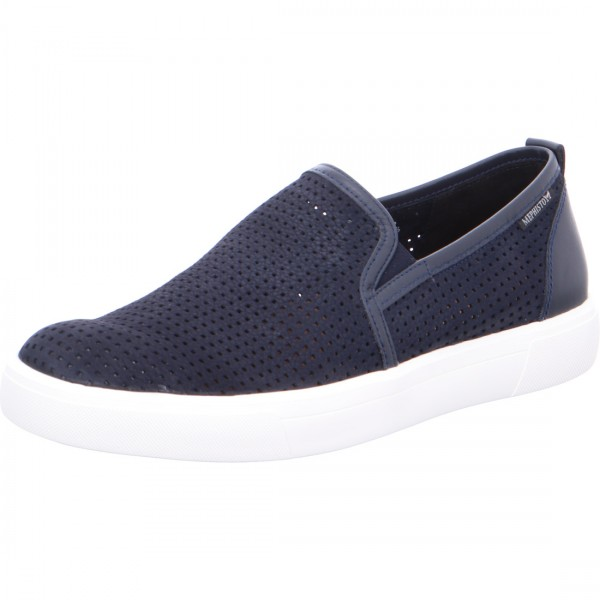 Mephisto loafer Cliff navy