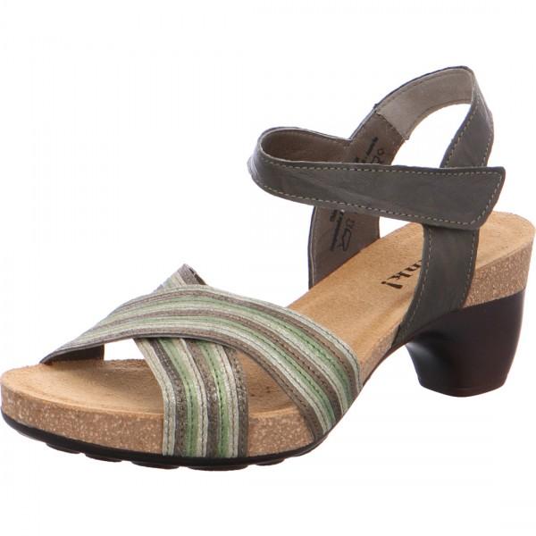 Sandal Traudi olive