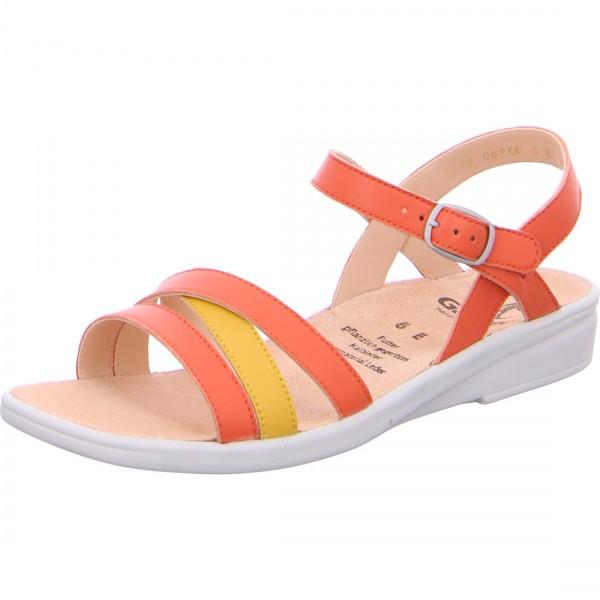 Sandale SONNICA orange
