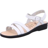 Sandale Sonnica weiß