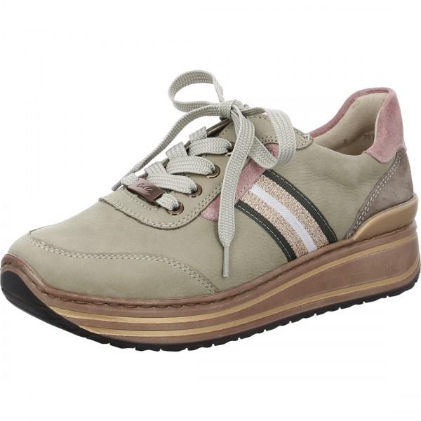 Chaussures lacets Sapporo pistache